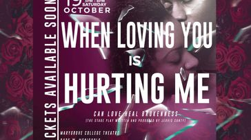WHEN LOVING YOU IS HURTING ME (STAGEPLAY)