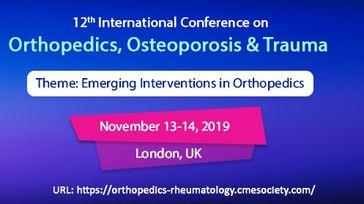 Orthopedics 2019