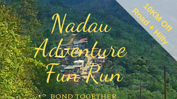 Nadau Adventure Run