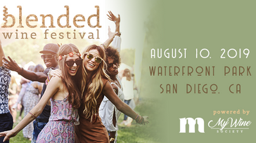 Blended: wine and music festival