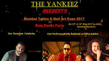 Tattoos & Nail Art EXPO 2017