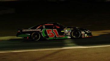 NASCAR PINTY'S SERIES race on june 29