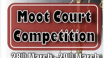 10th national moot court competition