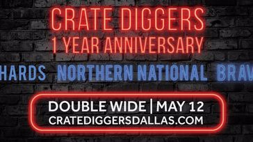Crate Diggers 1 Year Anniversary Concert