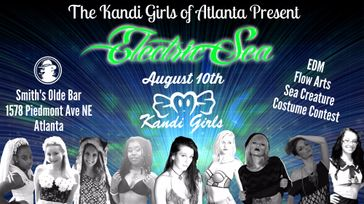 The Kandi Girls present - Electric Sea