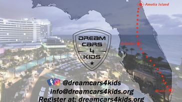 Dream Cars 4 Kids Rally
