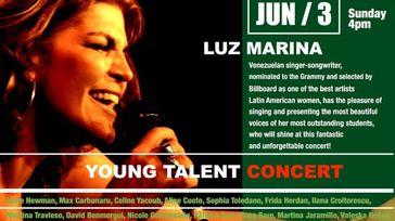 Young Talent Recital