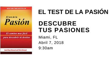 El Test de la Pasión