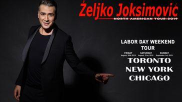 Zeljko Joksimovic, Chicago Concert