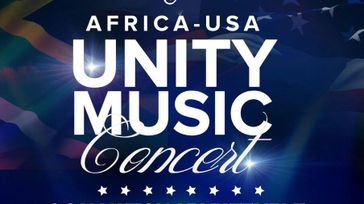 Africa-USA Unity Music Concert