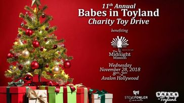 Babes In Toyland Charity