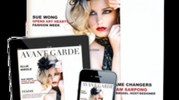 AVANT GARDE Magazine's Annual Masquerade Ball
