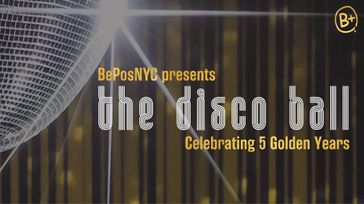 5 Golden Years presented by BePosNYC