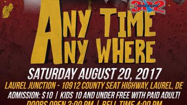 302 Pro Wrestling Presents: Anytime, Anywhere!