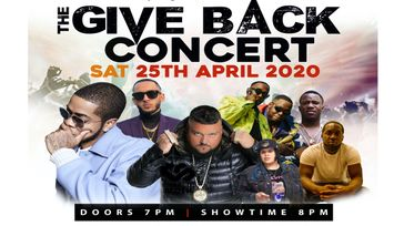 The Give Back Concert