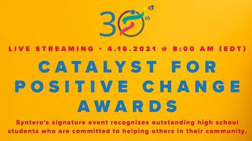 Catalyst for Positive Change Awards