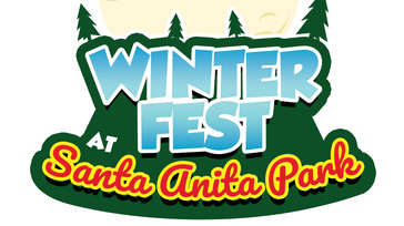 Winter Fest at Santa Anita Park