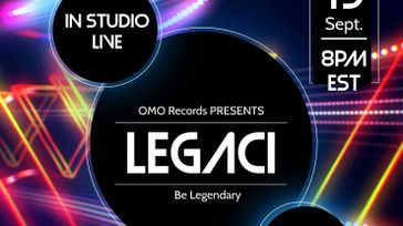 In Studio with LegaCi