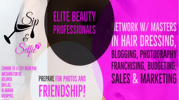 Sip & Selfie Beauty Mixer