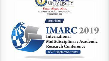IMARC-2019
