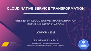 Cloud Native Service Transformaiton
