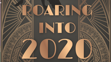 Roaring Twenties New Year's Eve Fundraiser