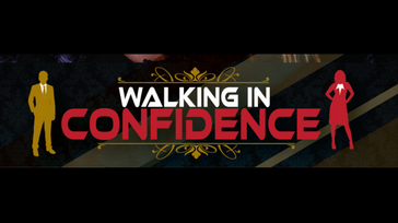 Walking In Confidence launch Party