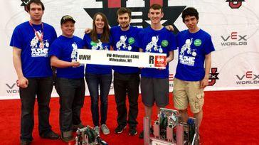 VEX U Robotics Winter Vortex Challenge - Regional Qualifier