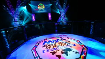 World Series Of Fighting Submission #1