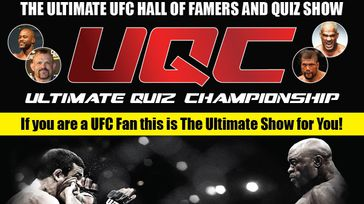 THE ULTIMATE UFC HALL OF FAMERS & QUIZ SHOW