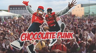 High School Nation Tour Presents Chocolate Punk