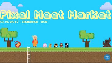 Pixel Meet Market