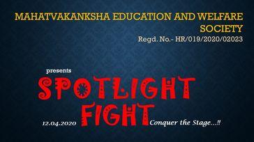 Spotlight fight