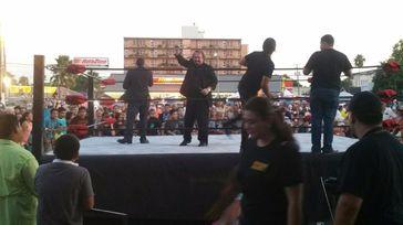 Mercedes Professional Wrestling Spectacular