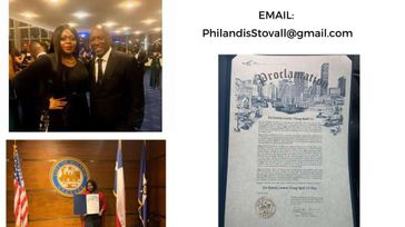 1st Annual FreDerick Redd III Proclamation Day Event