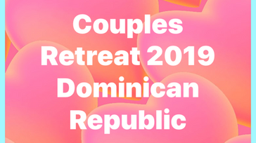 Couples Retreat 2019