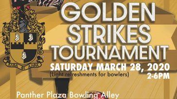 Golden Strikes Tournament for Scholarships