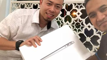 Laptops for Orang Asli (Indigenous) Children