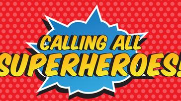 Superheroes Comic Run 10k & 5k
