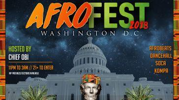AFROFEST D.C 2018