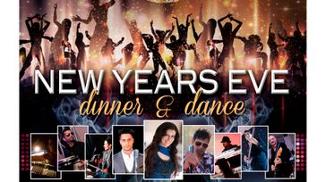 New Year's Eve Bollywood Dinner & Dance