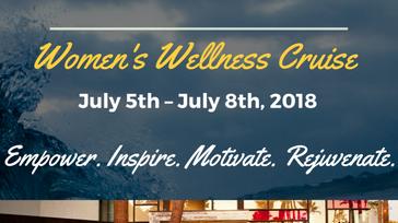 Women's Wellness Cruise 2018