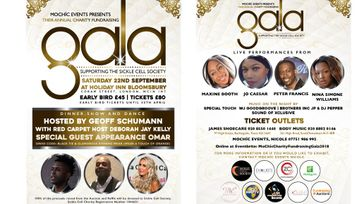 Sickle Cell Fundraising Gala