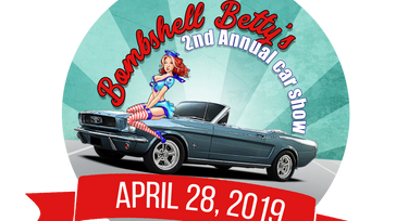 2nd Annual Bombshell Betty's Car Show and Pin Up Pageant
