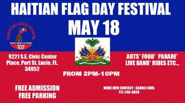 Treasure Coast Haitian Flag Day