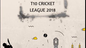 Ahmedabad T10 Cricket League 2018