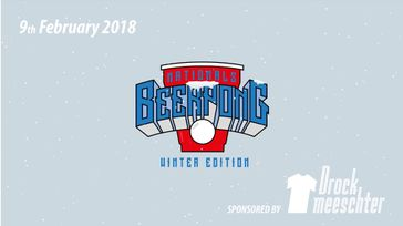 Beer Pong Nationals WINTER EDITION