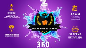WOSAG FUTSAL LEAGUE