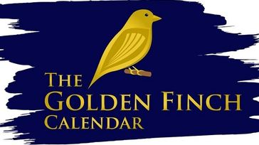 The Golden Finch Calendar ( For a Cause)