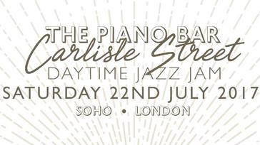 Soho Jazz Festival (Carlisle Street Jazz Jam)